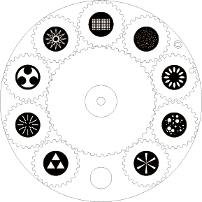 rotation-gobo-disc